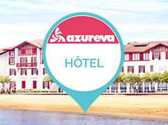 hotel chambre location azureva
